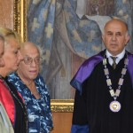 The Honorary Professor Ceremony for M. Flynn (US)