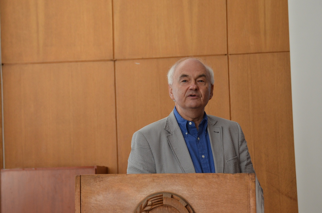 The lecture of J. Kacprzyk (PL)